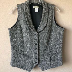 THE TERRITORY AHEAD | Herringbone Vest - Size 8
